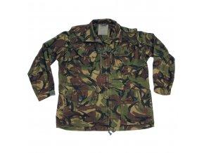 Britská polní bunda DPM Smock - použitá