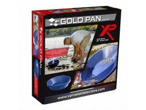 gps gold pan starter