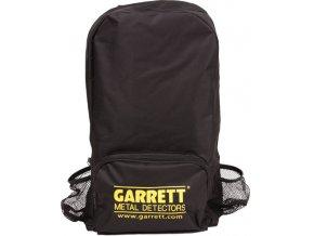 Černý batoh Garrett