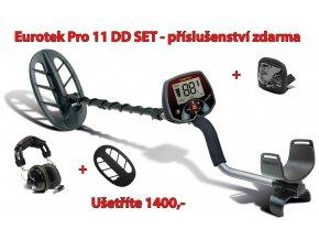 Teknetics Eurotek Pro DD set