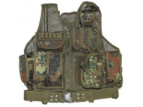 Taktická vesta USMC Flecktran
