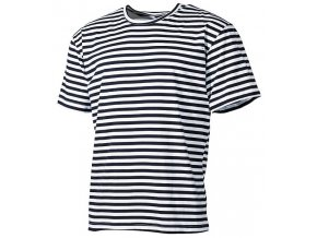 Tričko námořnické s krátkým rukávem