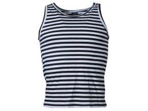 Tričko námořnické bez rukávů