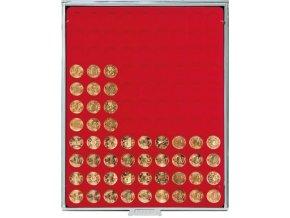 Kazeta na 99 mincí, průměr 20 mm Standard 2550