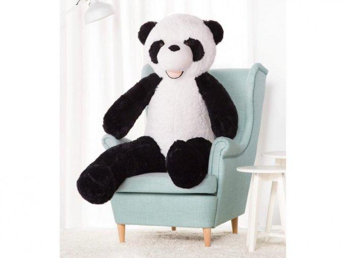 Plyšový medveď Panda XXL 160 cm