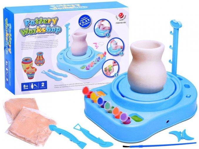 detsky hrncirsky kruh pottery workshop modry