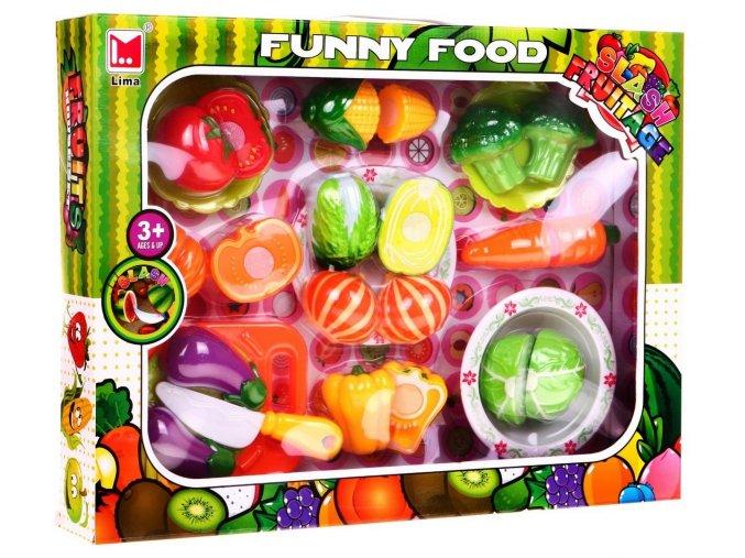 ovoce a zelenina na krajeni