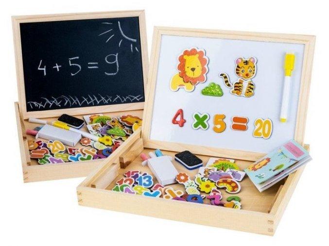 magneticka tabulka Puzzle Board kopie