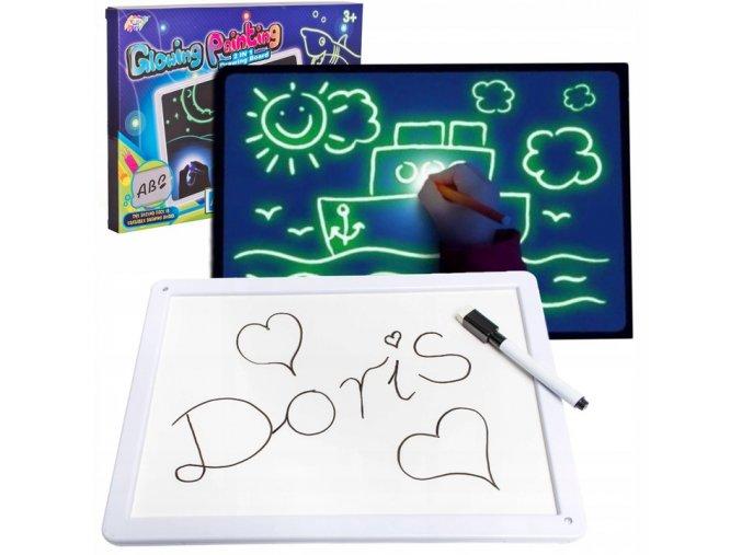 Doris magneticka LED tabulka