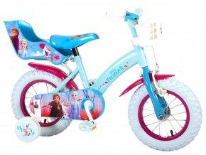 "Detský bicykel Volare Disney Frozen II 12"""