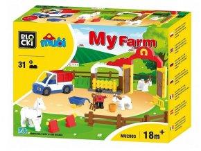 Mubi Farma s koniky 31 dilku