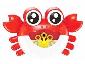 detsky bublinkovac Krab