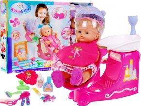 kadernicky salon s panenkou Warm Baby 8