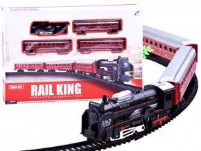 vlackodraha Red Rail King