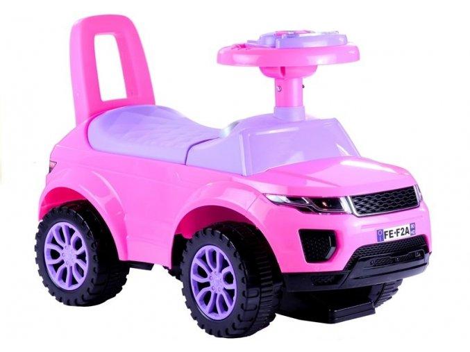 Majlo Toys odrazedlo SUV ruzove