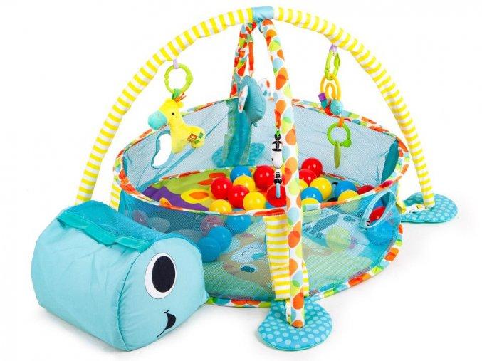 Ecotoys hraci deka zelvicka 7