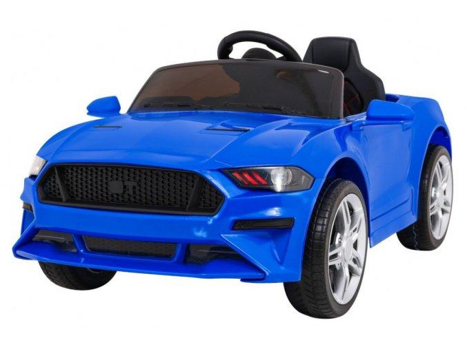 elektricke auticko GT modre 6
