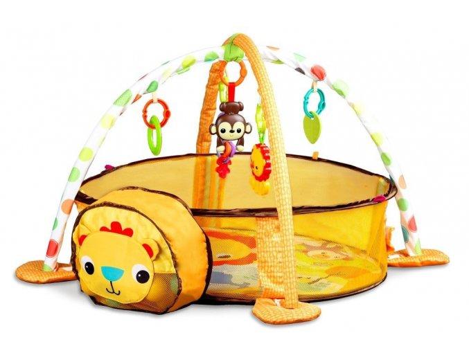 Ecotoys hraci deka Lvicek