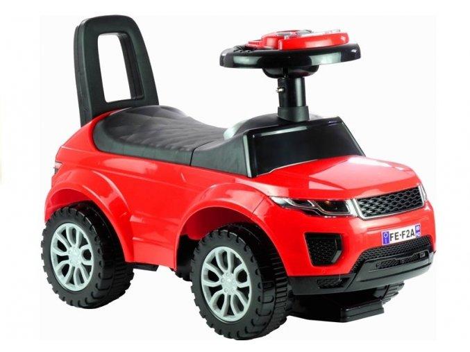 Majlo Toys odrazedlo SUV cervena