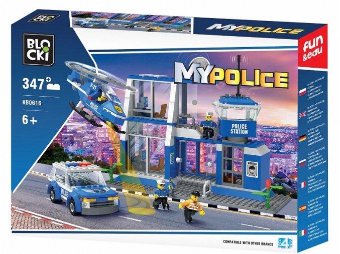 Blocki dalnicni policie 347 dilku
