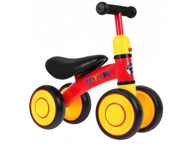 Mini bike odrezedlo Petty Trike cervene 2
