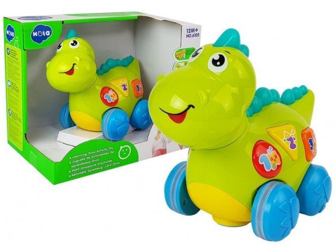 Huile Toys hrajici Dinosaurus