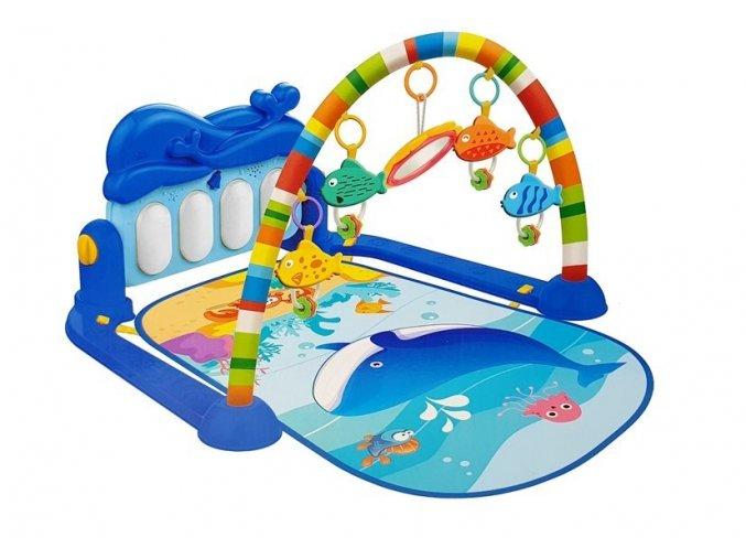 Haunger hraci deka Delfinek 3