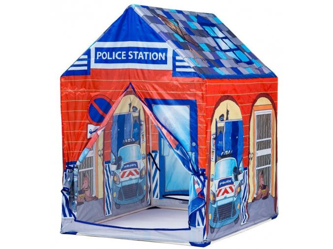 Ecotoys detsky stan policejni stanice