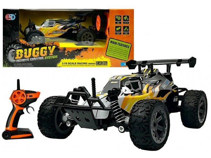 Auto na dalkove ovladani Buggy 1 18 2