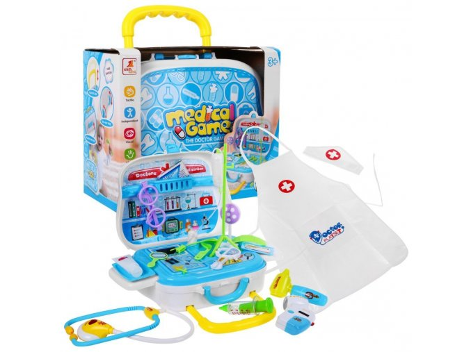 detsky lekarsky kufrik Medical Game