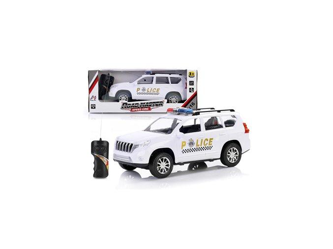policejni auticko na dalkove ovladani Policie 1 18
