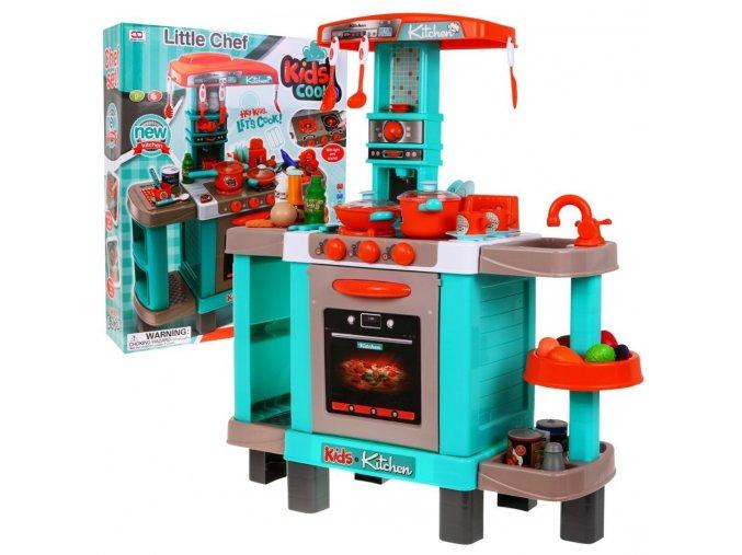 Detska kuchynka Kids Chef zelená
