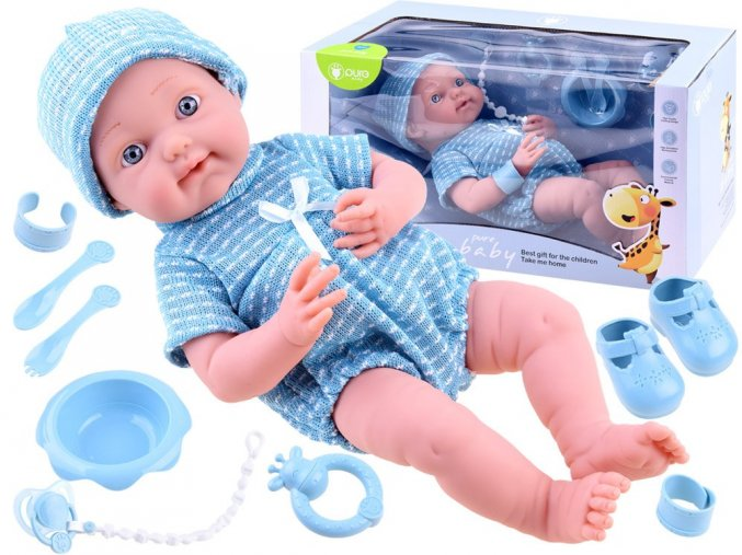 detska panenka Baby Boy