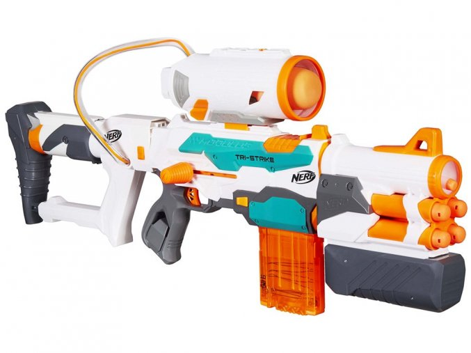 Hasbro detsky samopal Modulus Tristar 12