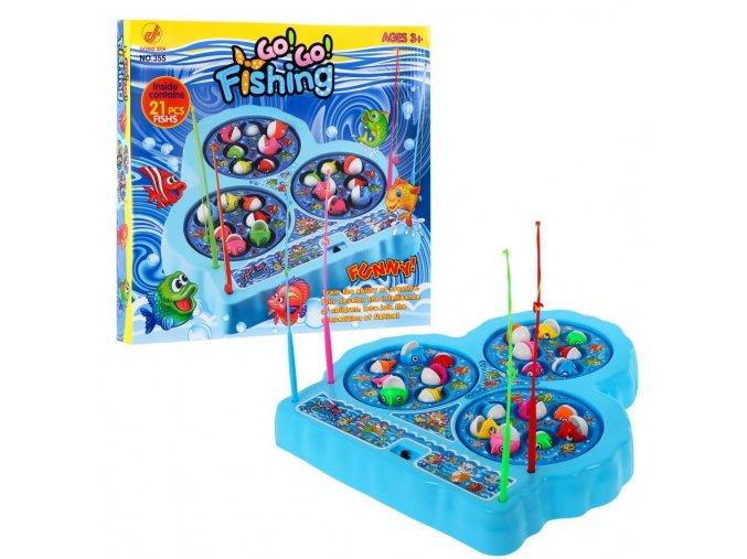 hra loveni rybicek