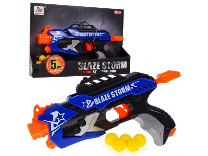 Blaze Storm pistole 5 naboju