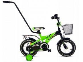 Mexller detsko kolo s vodici tyci 12 zelene