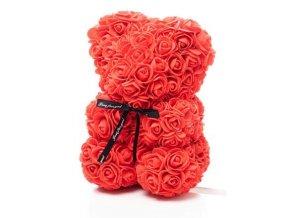 Rose Bear cerveny 25 cm – 2