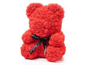 Rose Bear cerveny 40 cm – 2