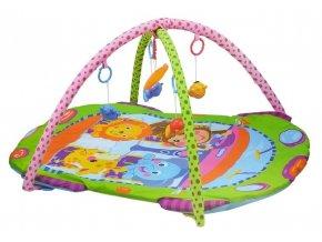 Haunger hraci deka velka Fitness Rack 3
