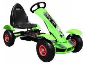 slapaci motokara Formule 618 zelena 2