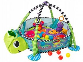 Ecotoys hraci deka Zelvicka