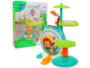 Huile Toys detsky bubinek se zidlickou 8