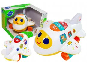 Huile Toys letadylko pro nejmensi