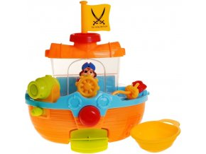 lodicka do koupele Pirat