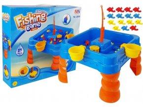 Hra loveni rybek pro deti Fishing Game