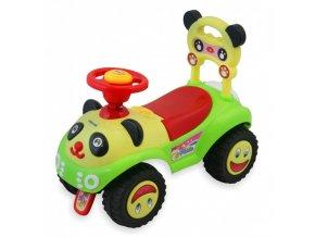Baby Mix odrazedlo Panda zelene