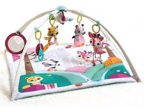 Tiny Love Hrací deka s hrazdou Tiny Princess Tales
