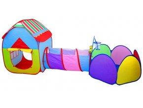 detsky stan s tunelem a ohradkou 4