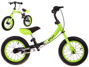 detske odrazedlo Boomerang zelene